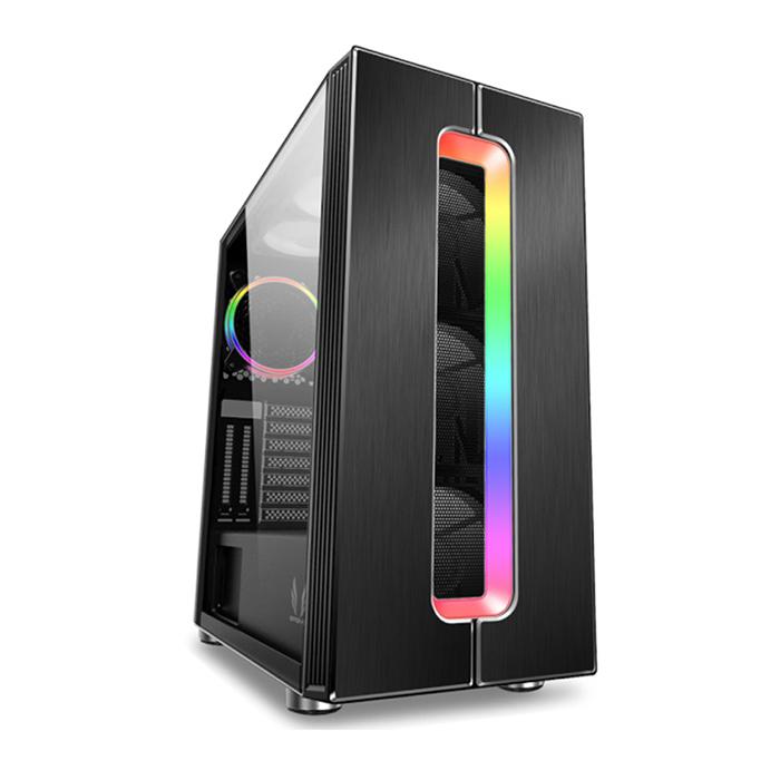 컴맹닷컴 하이엔드 마스터 PC CM99KFC-28TH(인텔 i9-9900KF RTX2080Ti 11GB RAM 32GB SSD 500GB WIN10), CM99KFC-28TH, 기본형