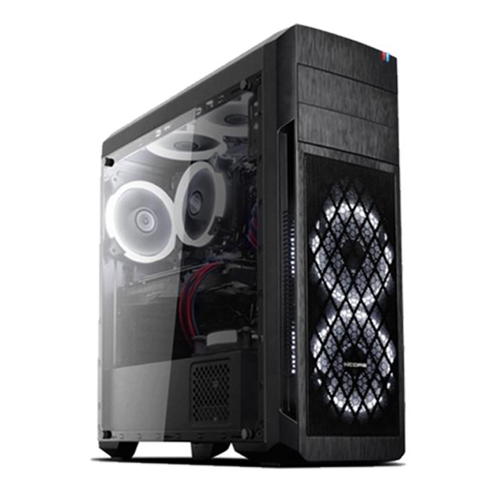 컴맹닷컴 게이밍 그래픽 3D PC CMA37XC-268H(Ryzen 7 3700X RAM 16GB SSD 240GB RTX2060 SUPER 8GB WIN10Home), CMA37XC-268H, 기본형