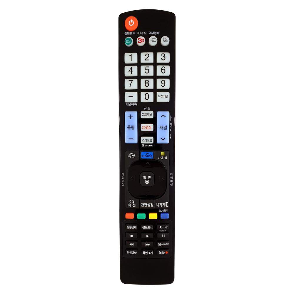 메카트로 LG TV 전용 리모컨, COMBO-2201