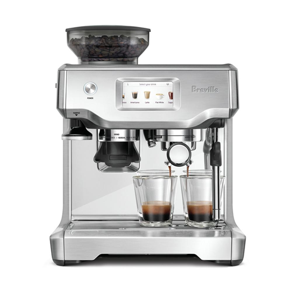 브레빌 바리스타 터치 반자동 에스프레소 커피머신, BES880