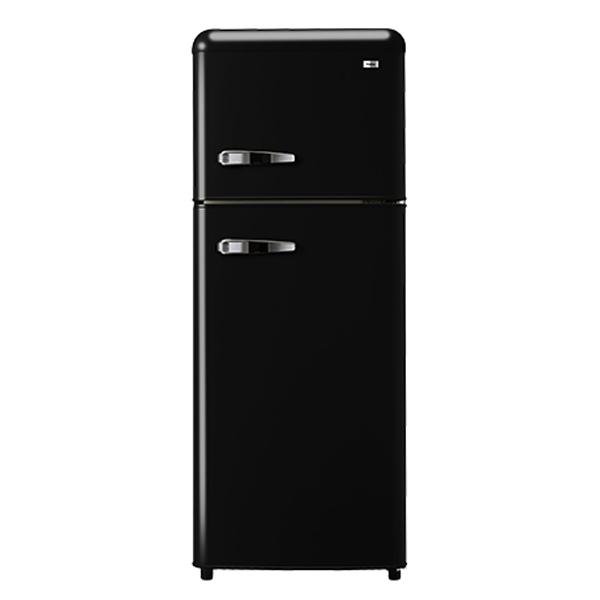 하이얼 레트로 스타일 냉장고 1등급 방문설치, HRT-118MDB-8-340629538