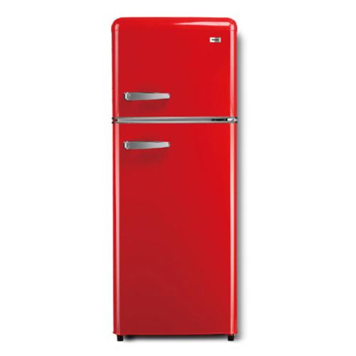 하이얼 레트로 스타일 냉장고 1등급 방문설치, BCD-118LHE