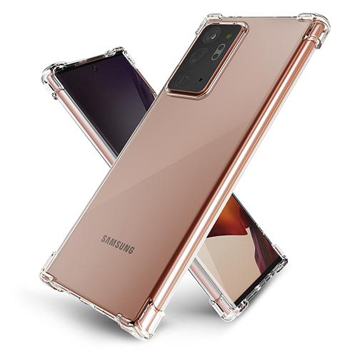 신지모루 범퍼 강화 4DX 에어팁 젤리 휴대폰 케이스 BAR형