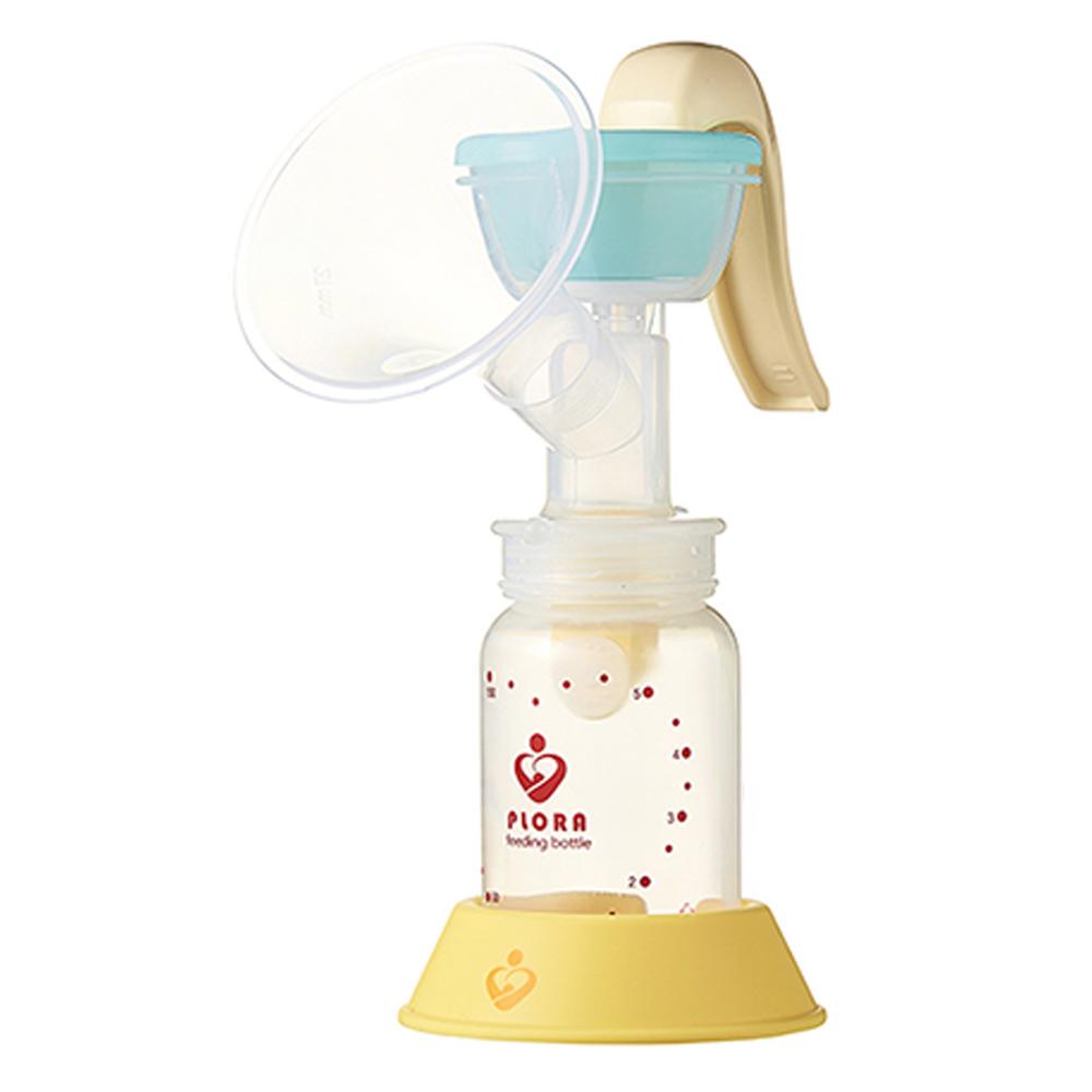 플로라 수동식 모유 착유기, 민트, 1개