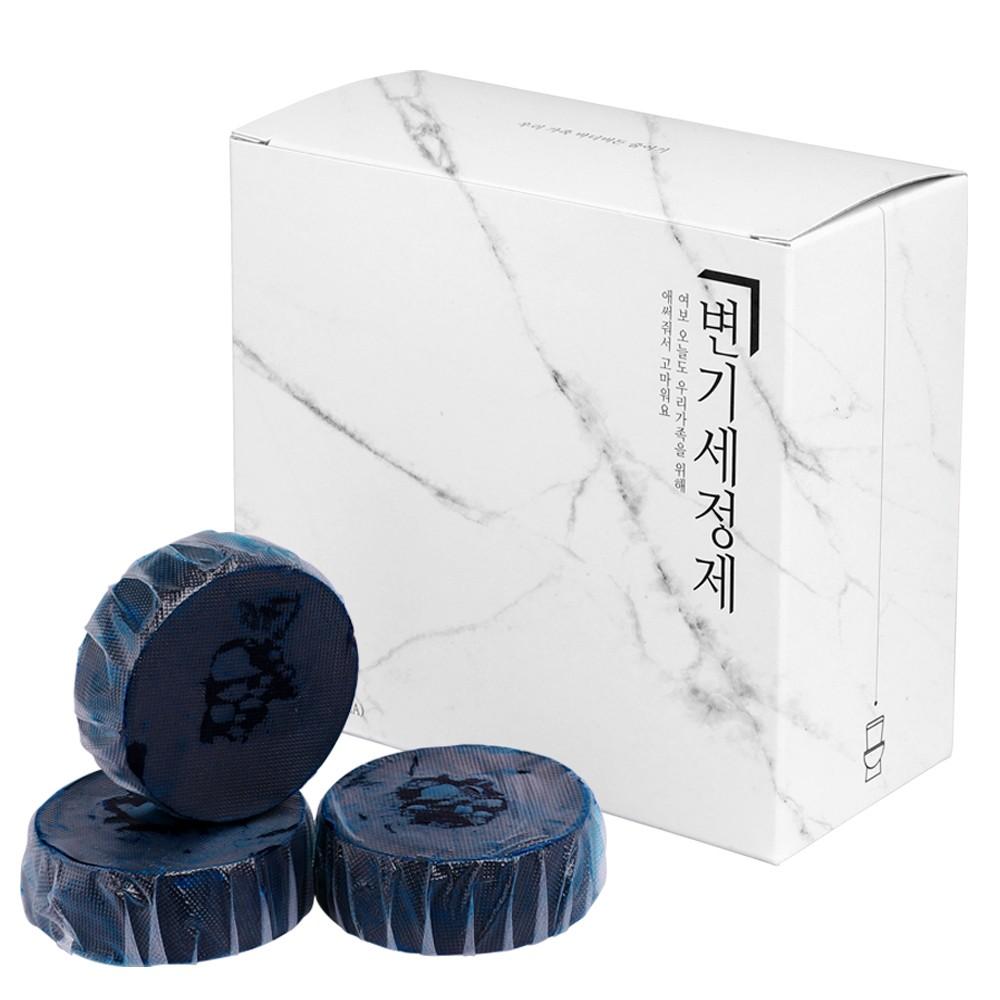 살림백서 변기세정제, 40g, 10개 (POP 1795808377)