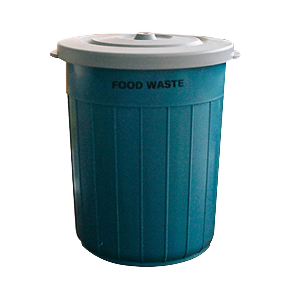 노멀라이프 1인 미니 음식물 쓰레기통, 딥블루