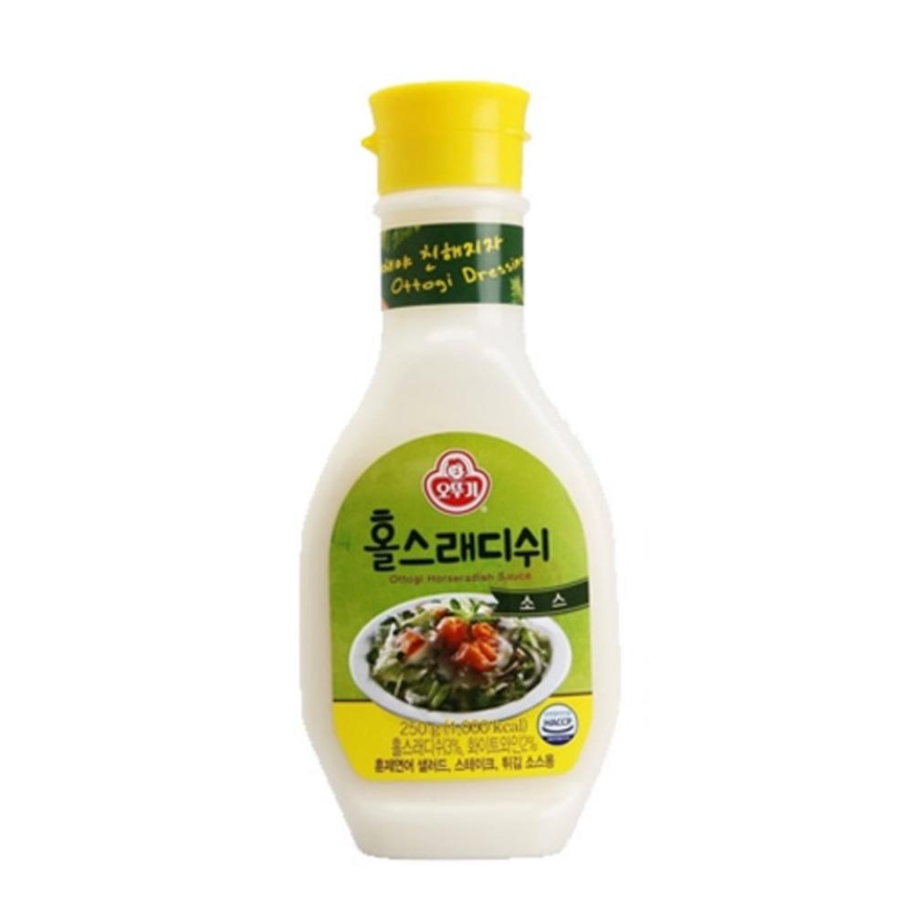 오뚜기 홀스래디쉬 소스, 250g, 1개