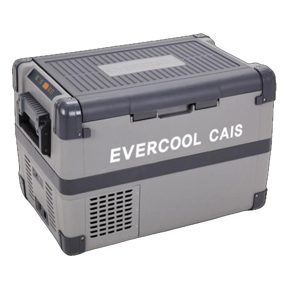카이스 이동식 다목적 냉장고 58.8L, ECF-60