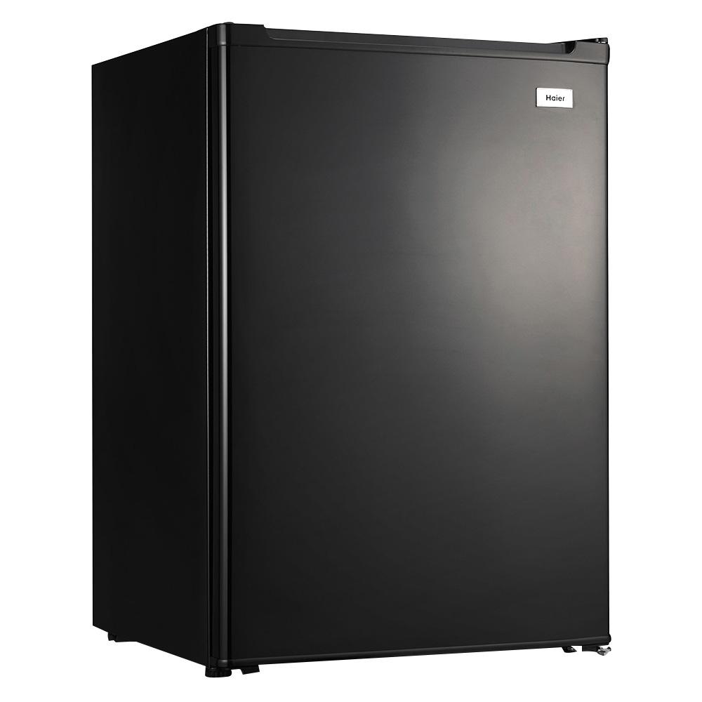 하이얼 소형미니냉장고 76L 자가설치, HRT78MDB(블랙)