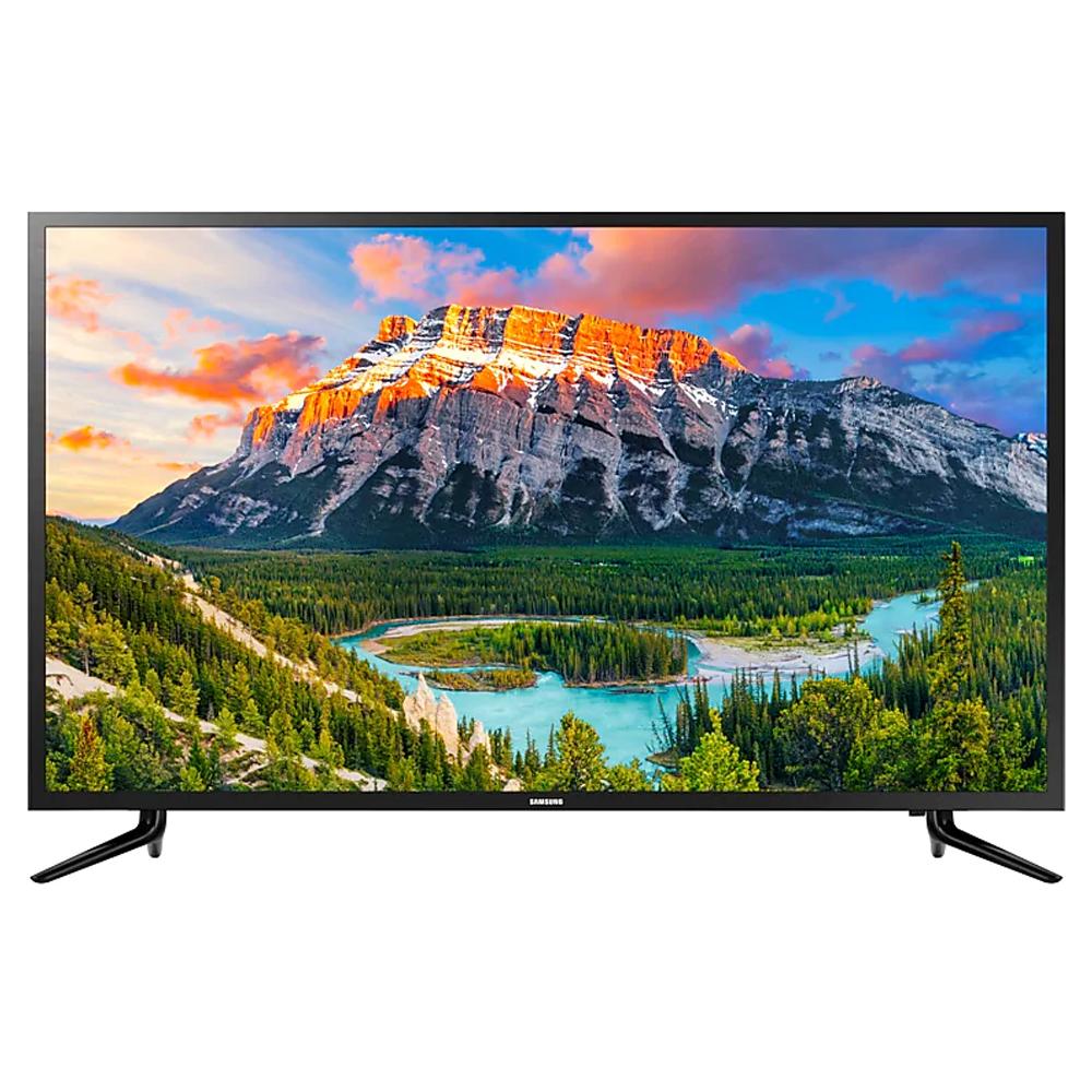 삼성전자 Full HD 108 cm 평면 TV, UN43N5010AFXKR, 스탠드형
