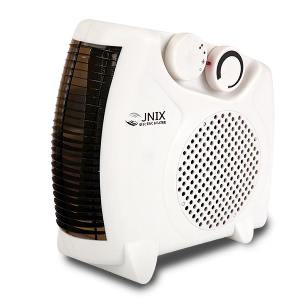제이닉스 미니 온풍기 전기히터, JY-J901F, 화이트