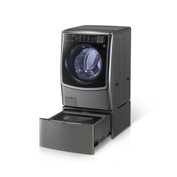 트롬 트윈워시 드럼세탁기 F21VBTM 21kg 방문설치