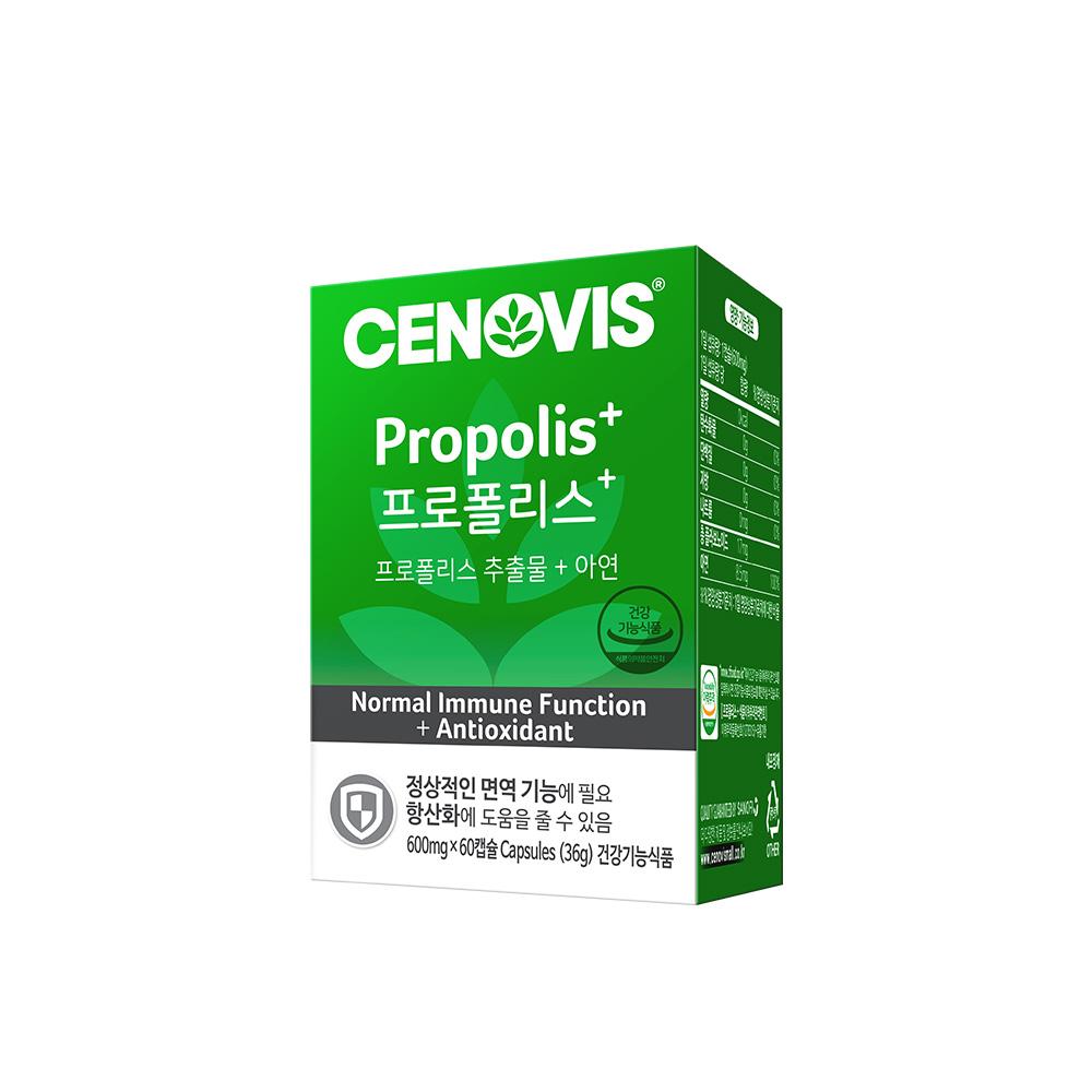 세노비스 프로폴리스 플러스, 60캡슐, 1개