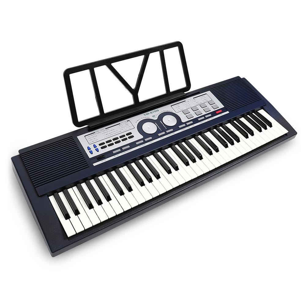 용메이 61key 디지털 피아노, YM-6100, 혼합색상