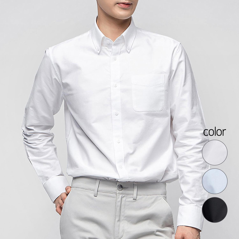 캐럿 남성용 옥스포드 셔츠