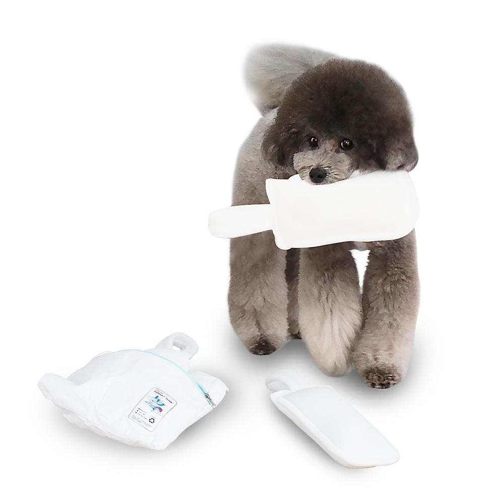 초코펫하우스 깨끗한 강아지 장난감 19 x 10.5 cm 2p, 1세트