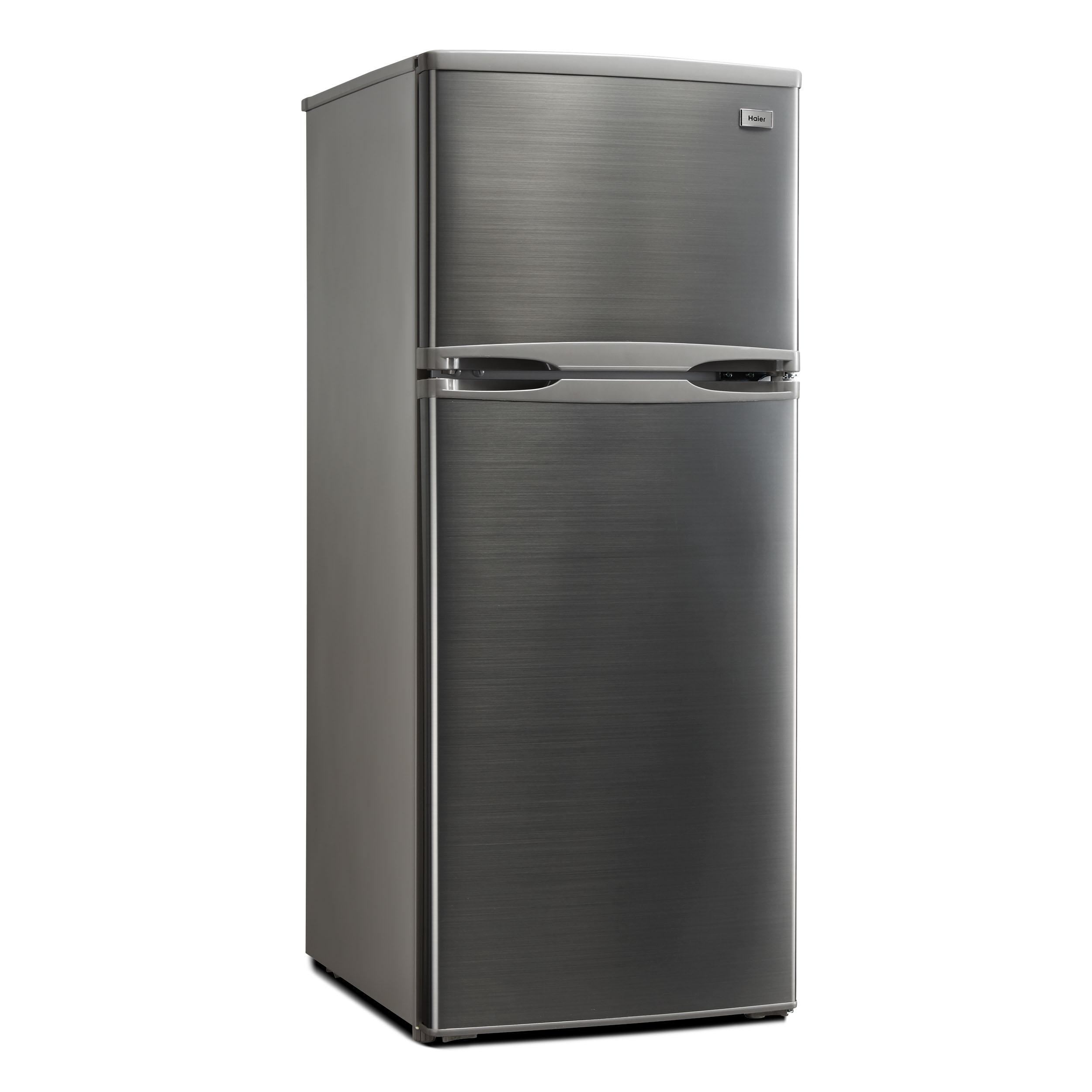 하이얼 1등급 일반소형냉장고 메탈 155L, HRT165HDM