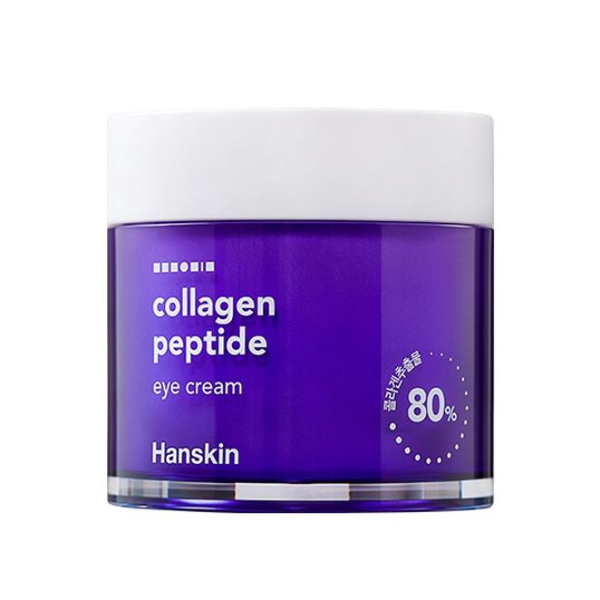 한스킨 콜라겐 펩타이드 아이크림, 80ml, 1개