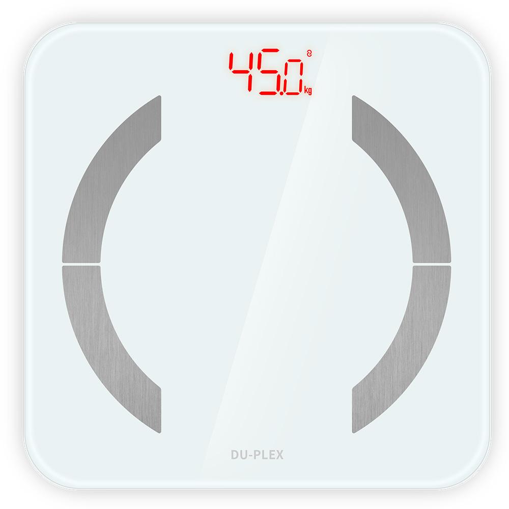 듀플렉스 블루투스 체지방 체중계, DP-7705BTS, 혼합 색상
