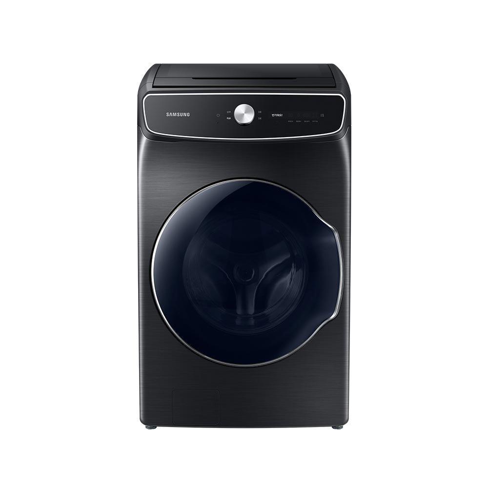 삼성전자 플랙스워시 올인원 세탁기 WV24R9930KV 상부 3.5kg 하부 21kg 방문설치