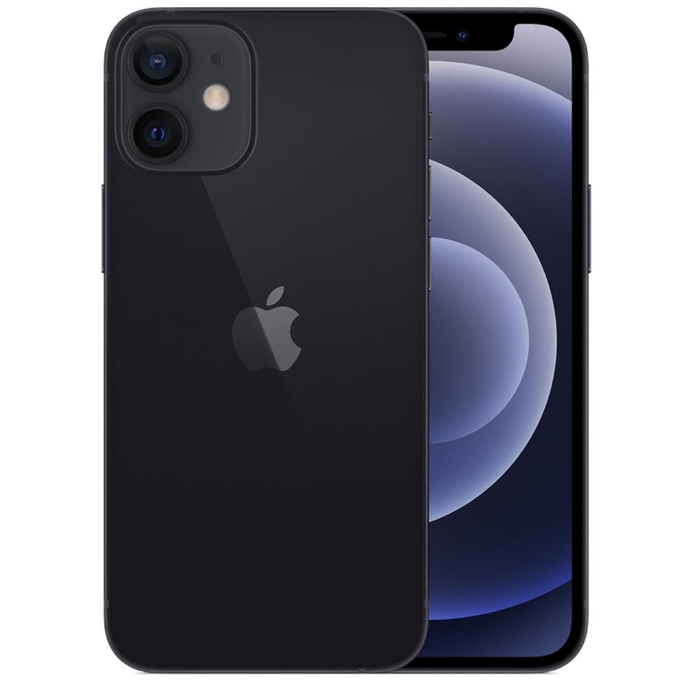 Apple 아이폰 12 Mini, Black, 64GB