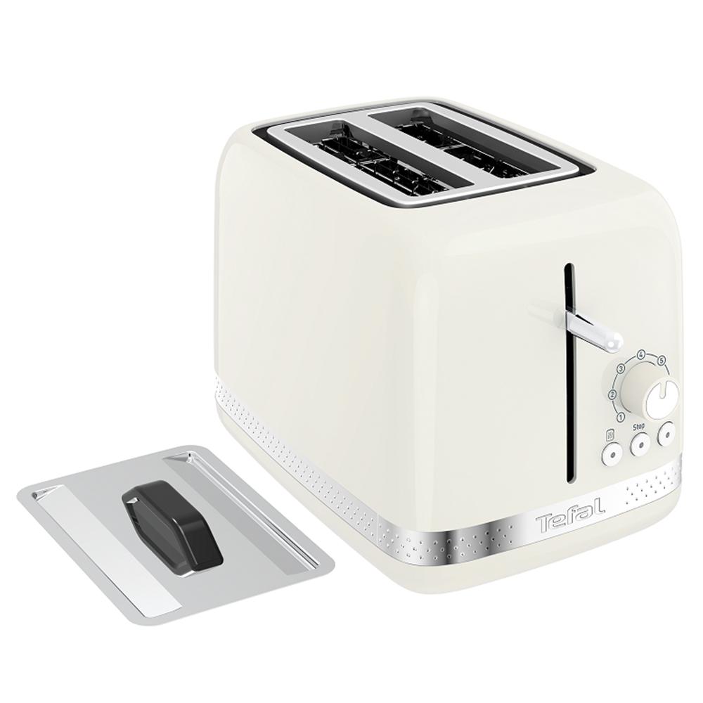 테팔 솔레이 스타일리시 토스터기, TT303AKR