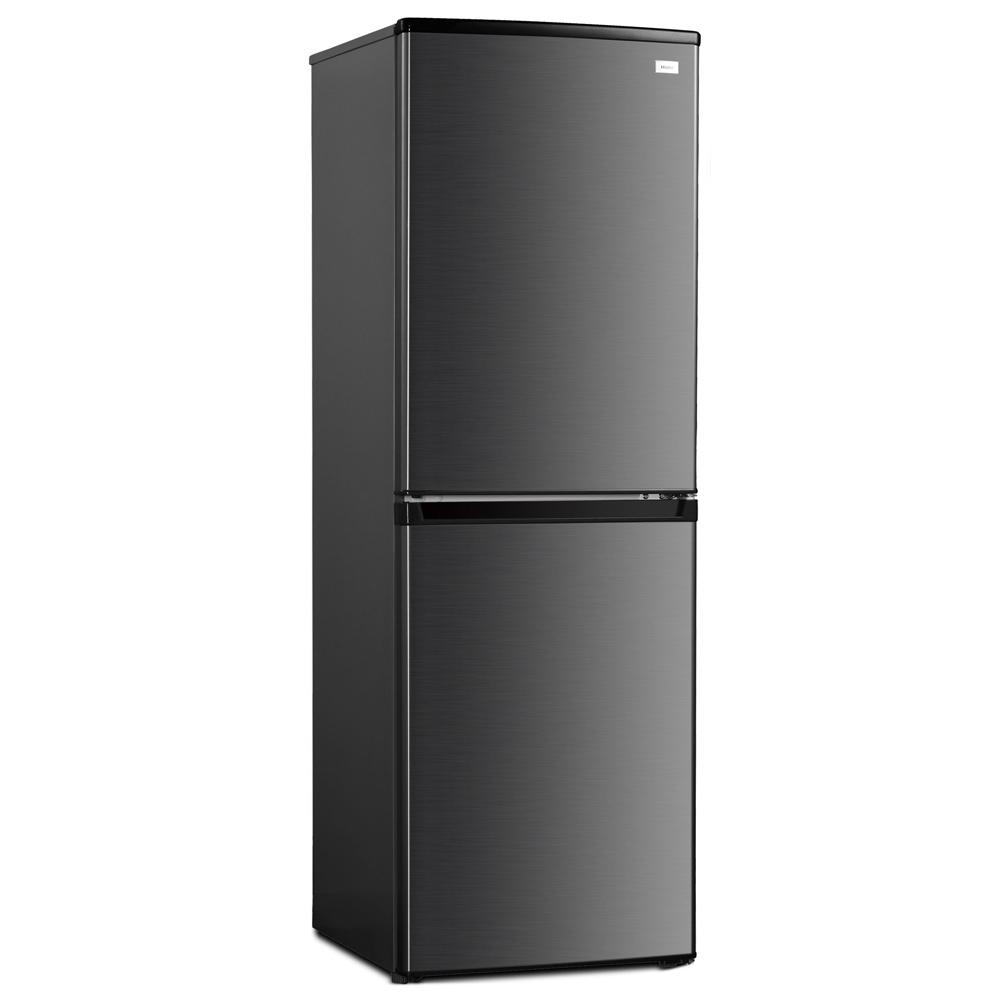 하이얼 콤비 냉장고 메탈 229L 방문설치, HRB240MDM