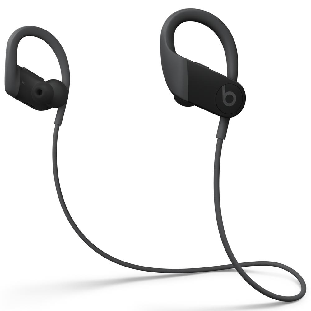 Apple Powebeats 고성능 블루투스 이어폰, MWNV2ZP/A, 블랙-14-1388406502
