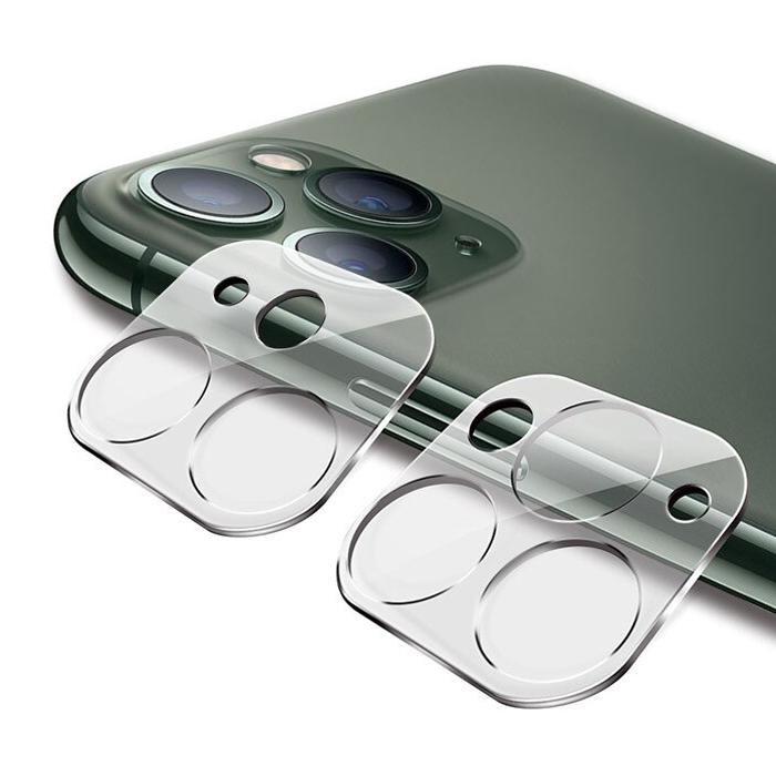 투에이비 글라스 풀커버 휴대폰 카메라 렌즈 보호 강화유리 필름 2p, 1세트