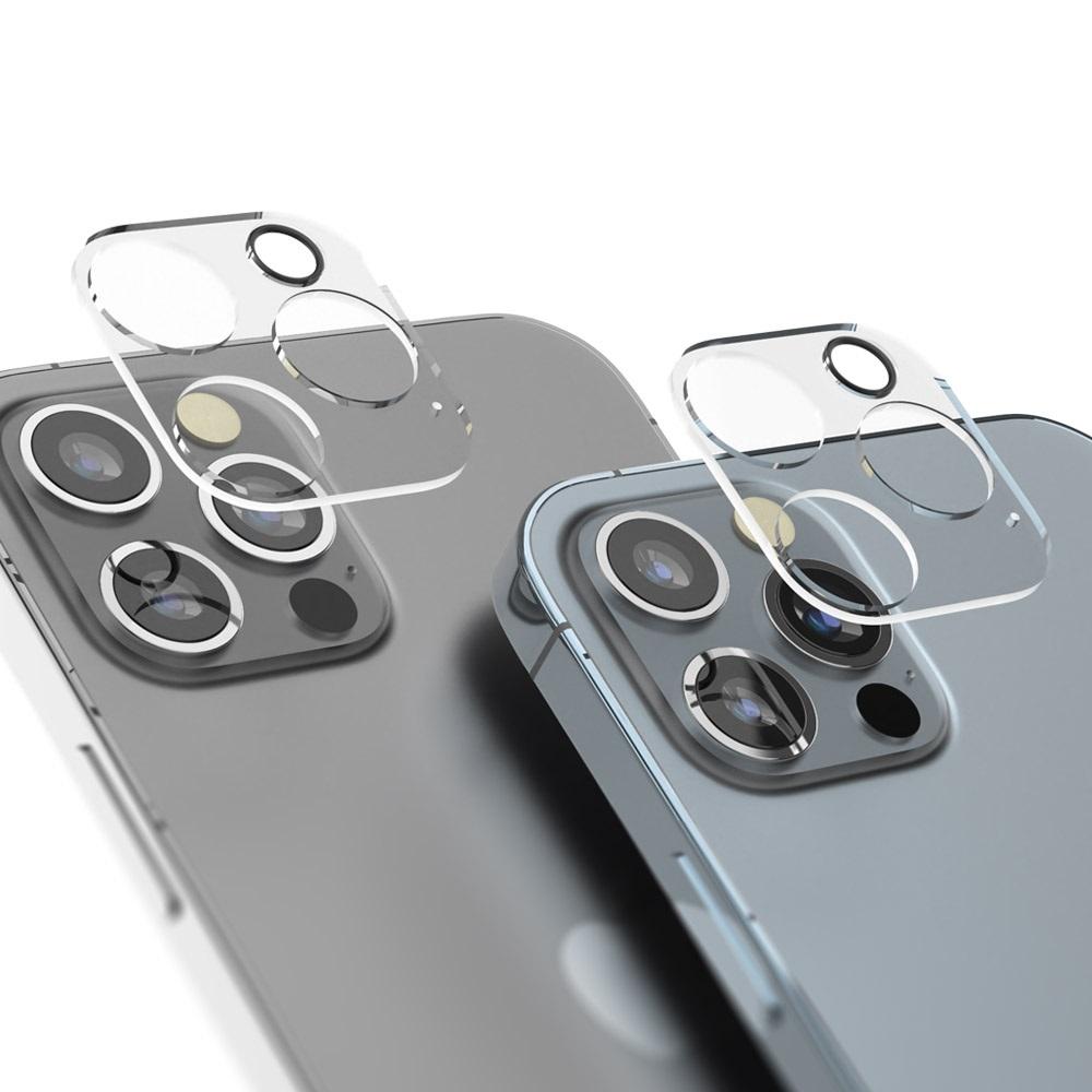 구스페리 카메라 풀 커버 강화유리 2p, 1세트