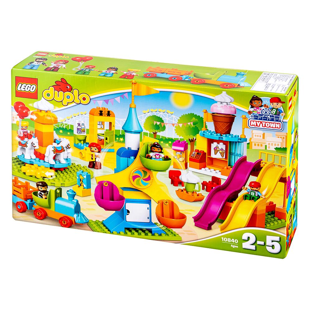 레고듀플로 10840 듀플로 놀이공원, 혼합 색상