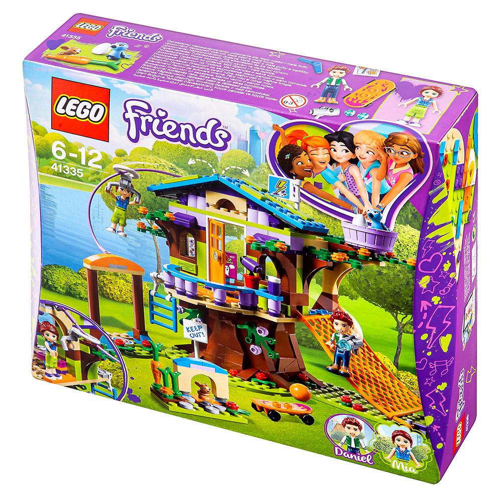 레고 프렌즈 41335 미아의 트리하우스, 혼합 색상