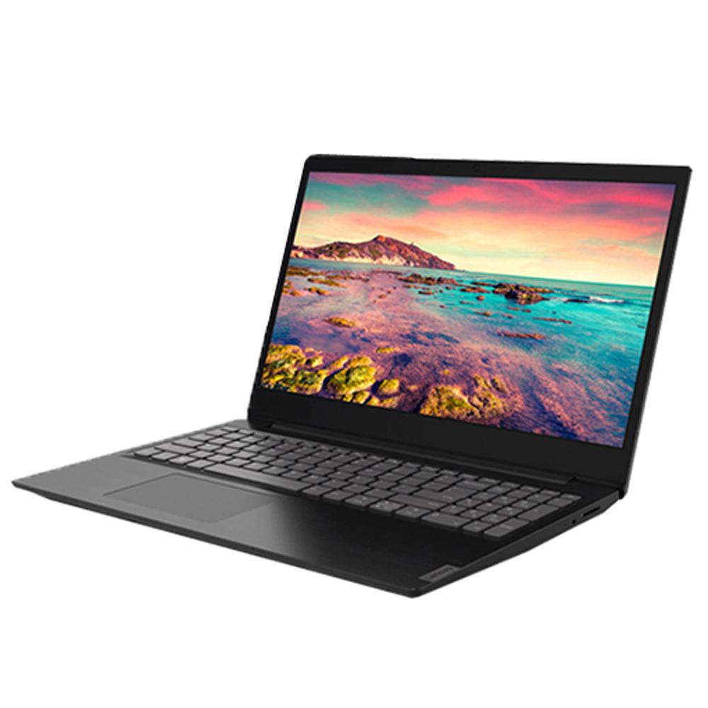 레노버 노트북 아이디어패드 S145-15IWL CEP (팬티엄 골드-5405U 39.62cm WIN10), 128GB, 4GB, ONYX BLACK