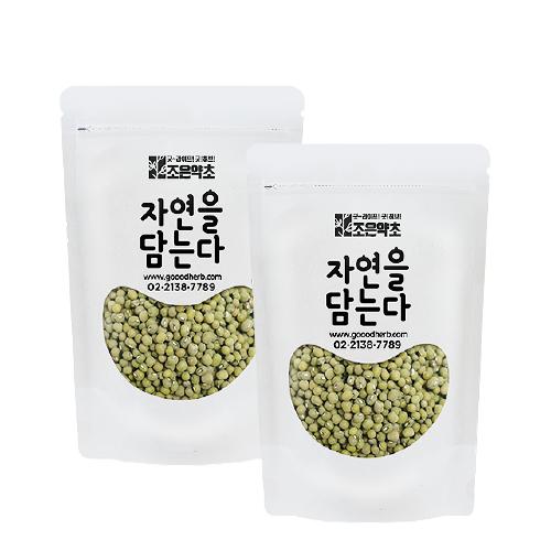 [국산 녹두] 조은약초 프리미엄 국내산 생 녹두, 500g, 2개 - 랭킹1위 (25860원)