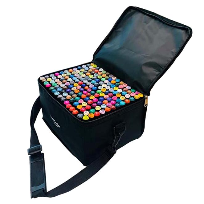 [터치디자인] 동아 터치디자인 트윈 아트마카 표준형 휴대용가방, 168색, 1세트 - 랭킹1위 (70480원)