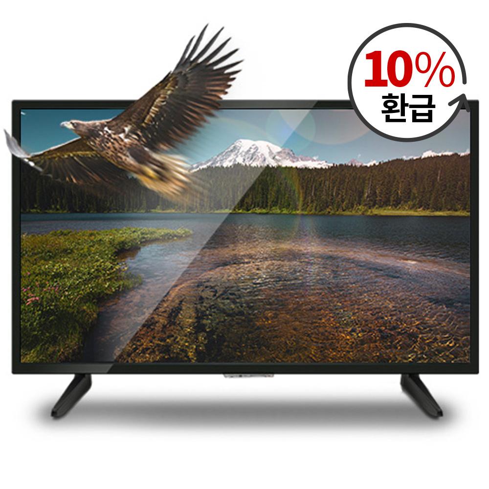 롤리 HD TV 81.28cm ED3200HZ, 스탠드형, 자가설치