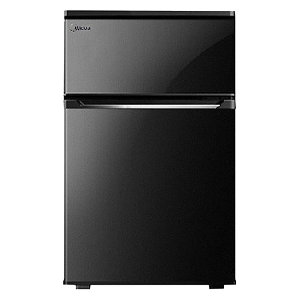미디어 소형 냉장고 블랙 MR-87LB1 87L 자가설치