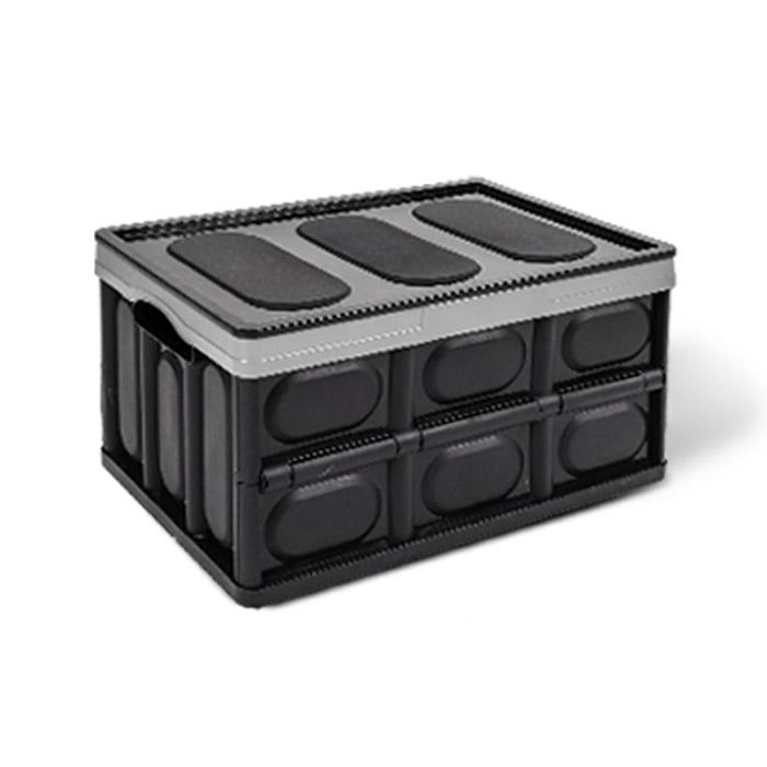 어반카 차량용 매직 폴딩박스 56L, 블랙
