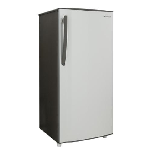 창홍 레트로 냉장고 실버 150L 방문설치, ORD-150AGR
