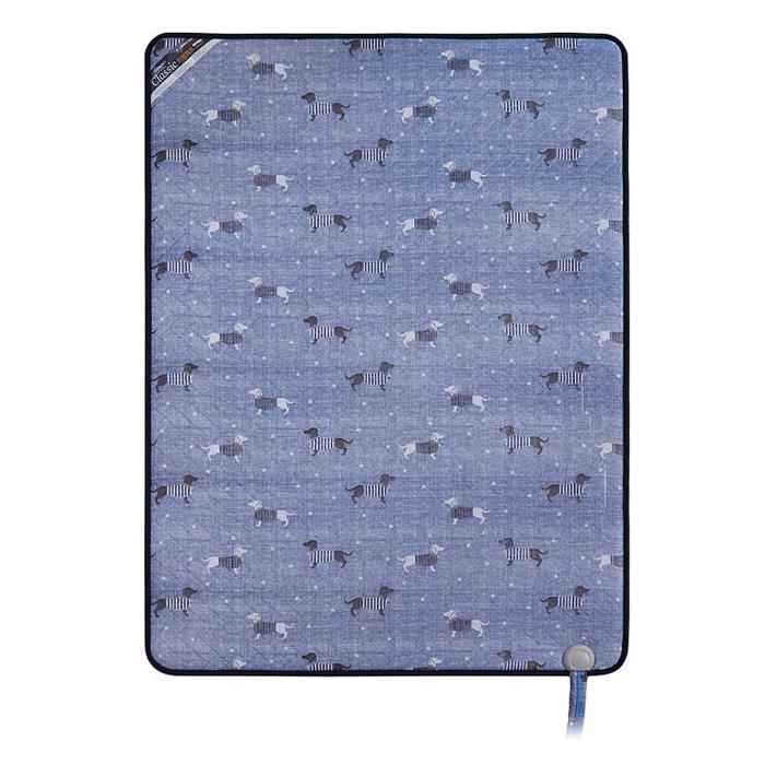한일의료기 프리미엄 온수매트 강아지, 더블(1400 x 2000 mm)