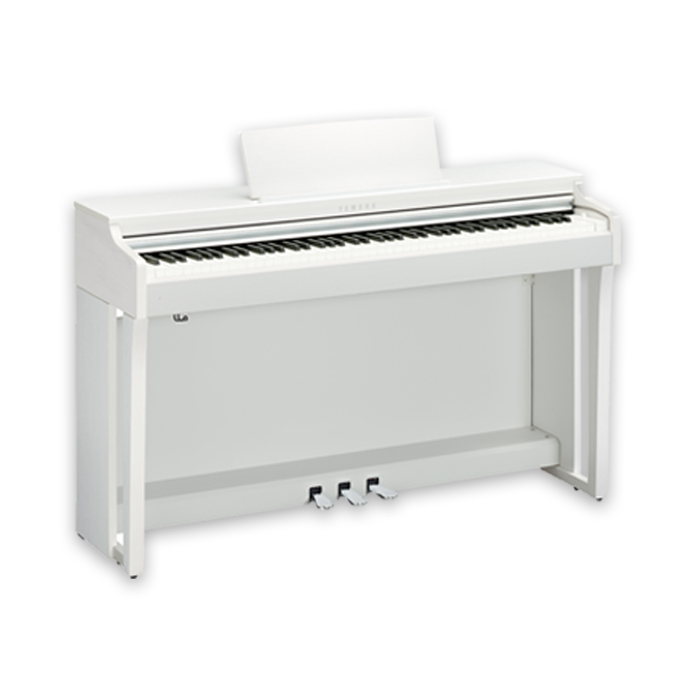 야마하 디지털피아노 CLP-625 방문설치, 화이트