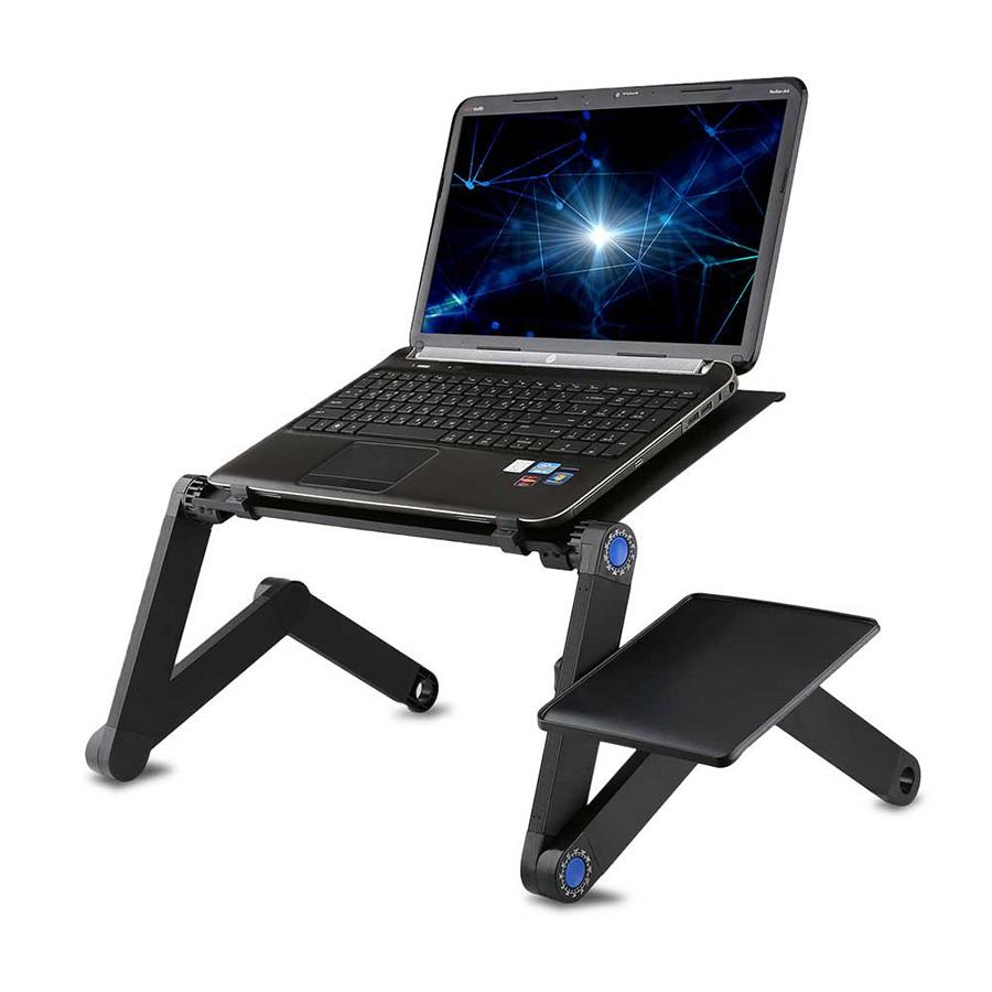 애니키 F5 노트북 스탠드, ANYKEY-F5, 블랙