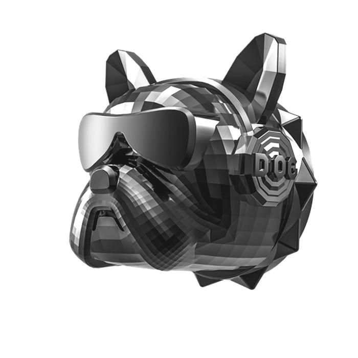 [불독방향제] 도그독 3세대 고급 프렌치불독 차량용 방향제 어벤투스 메탈릭블랙, 1개입, 1개 - 랭킹5위 (28000원)