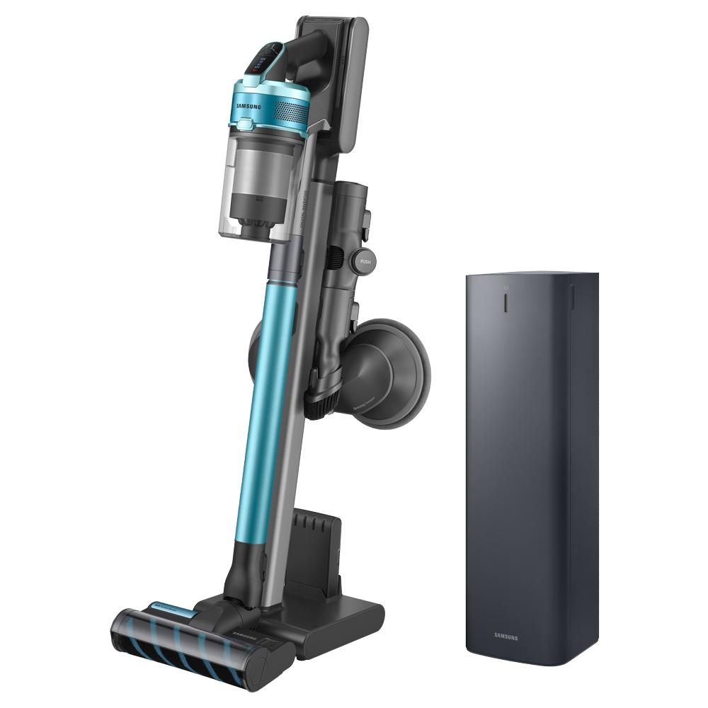삼성전자 제트 200W 무선 청소기 청정스테이션 패키지 방문설치 VS20T9257SECS, 혼합색상