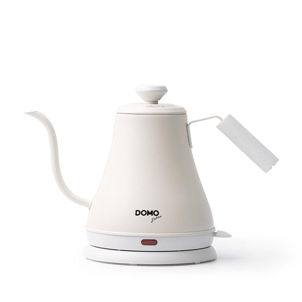 도모 커피 드립 전기포트, DOMO1002KW(화이트)
