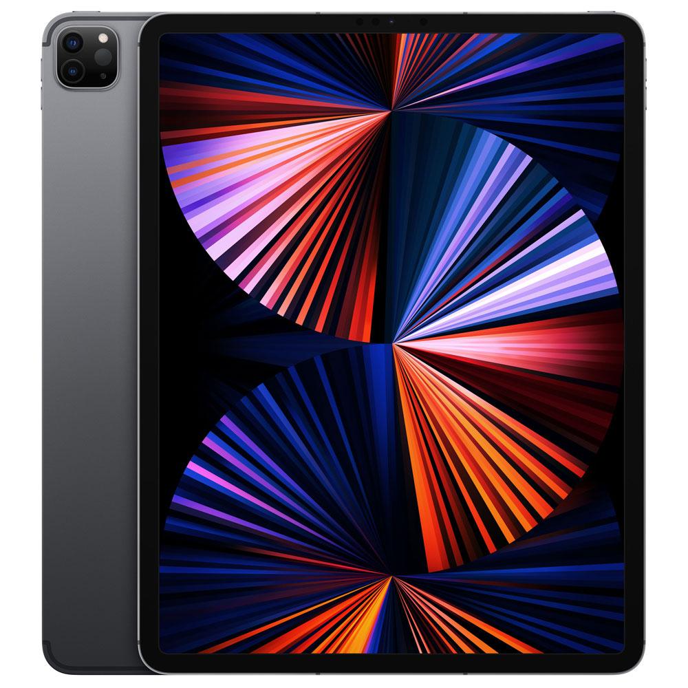Apple 아이패드 프로 12.9형 5세대 M1칩, Wi-Fi+Cellular, 128GB, 스페이스 그레이 (POP 5392851098)