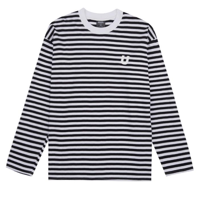 어반에이지 스트라이프 오버 롱슬리브 티셔츠