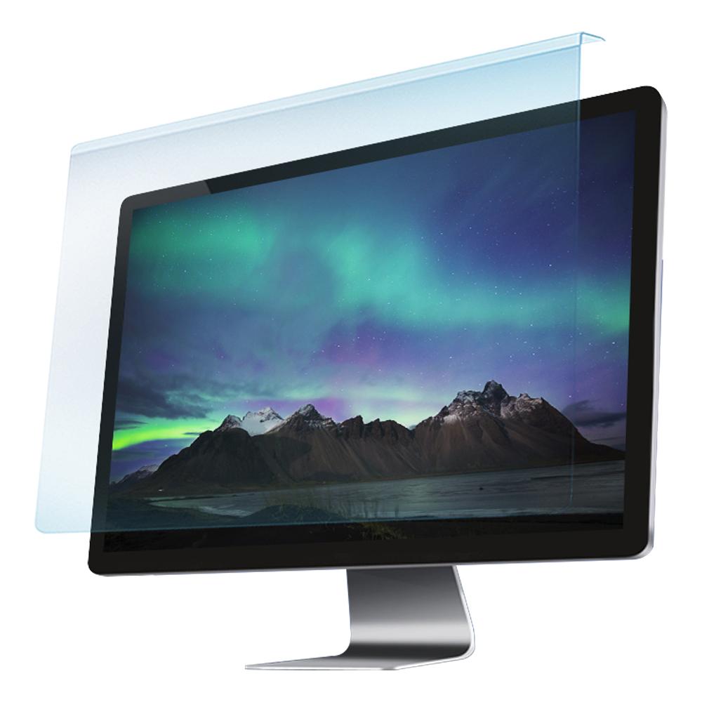 보자보자 크리스탈 블루라이트 차단 필터 모니터용 440 x 290 mm, 단일 색상, 1개