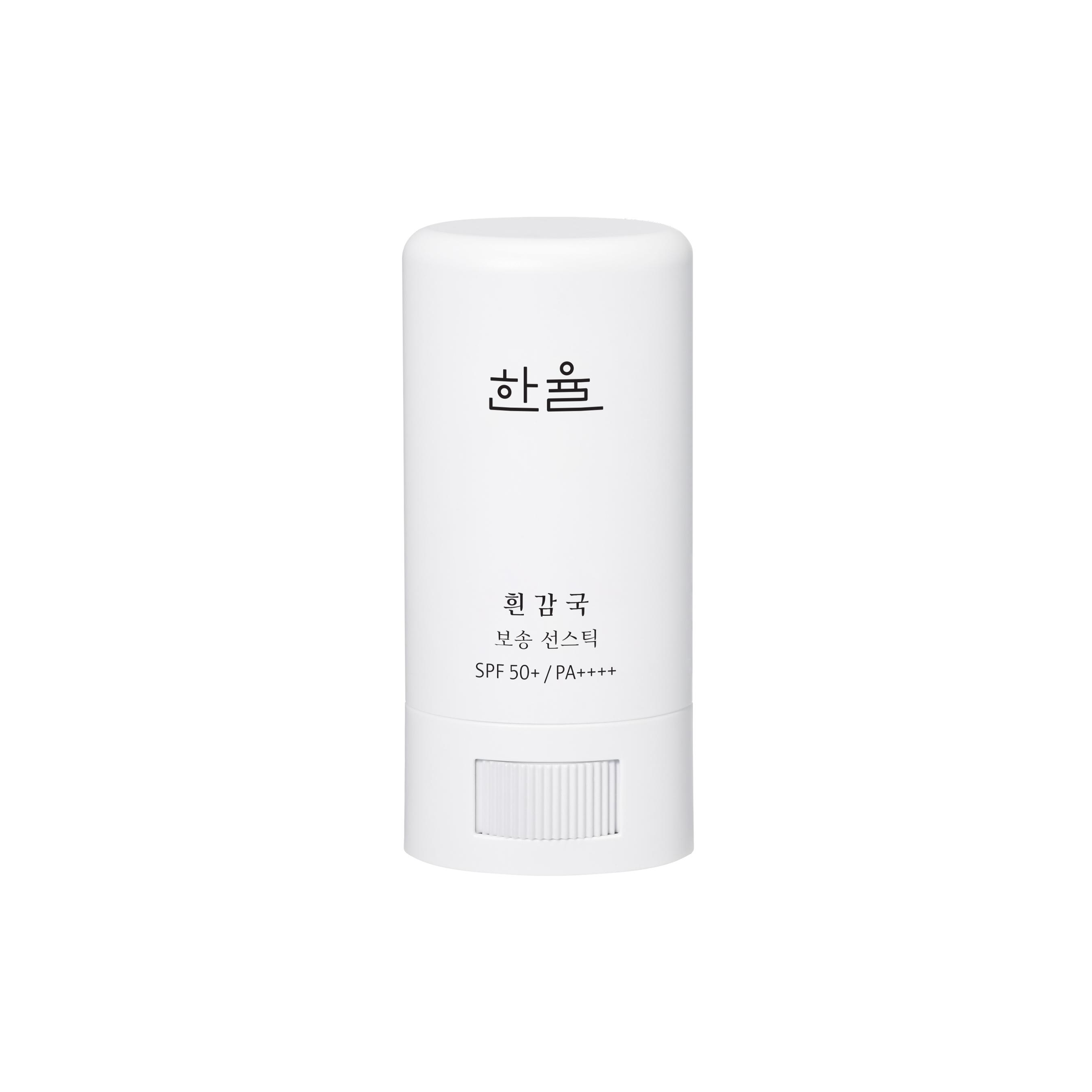 한율 흰감국 보송 선스틱 SPF50+ PA++++ 17g, 1세트-26-82910791