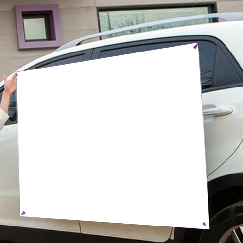엑스젠 엑스텐션 캠핑용 와이드 빔스크린 152.4cm, 60wide